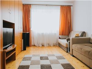 Apartament de vanzare in Sibiu -2 camere cu balcon si pivnita-