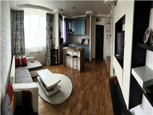 Apartament de vanzare in Sibiu -2 camere cu pivnita-Zona Mihai Viteazu