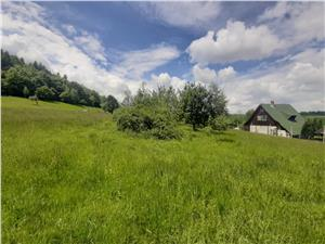 Teren de vanzare in Sibiu - Fantanele - 1645 mp