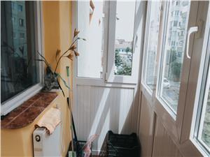 Apartament de inchiriat in Sibiu -3 camere- Zona Vasile Aron