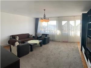 Apartament 3 camere de inchiriat in Sibiu 120mp\utili si Terasa
