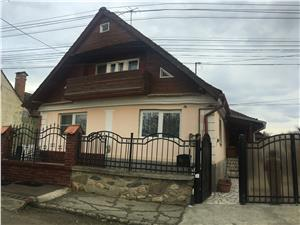 Casa de vanzare in Sibiu -INDIVIDUALA - Cartierul Turnisor