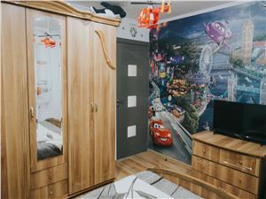Apartament de vanzare in Sibiu- 3 camere, pivnita- mobilat si utilat