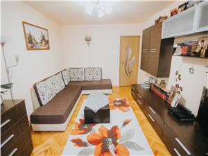 Apartament 2 camere de vanzare in Sibiu - pivnita si balcon