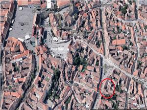 Spatiu comercial de vanzare in Sibiu, Centrul Istoric