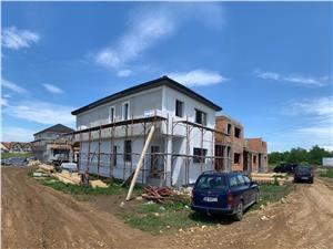 Casa de vanzare in Sibiu (Selimbar) - Single cu Gradina Spatioasa