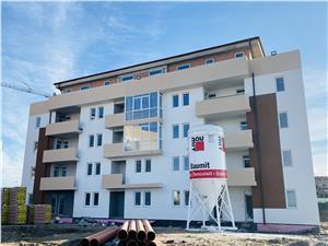 Apartament de vanzare in Sibiu - nou - total decomandat - dressing