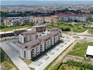 Apartament de vanzare in Sibiu - nou - total decomandat - dressing