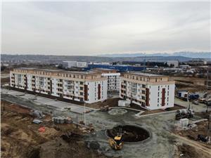 Wohnung zum Verkauf in Sibiu - voellig freistehend - 2 Balkone