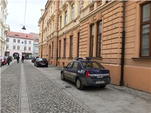 Commercial space for sale in the Historic Center of Sibiu - top area