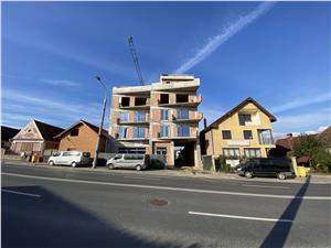 3-Zimmer-Wohnung zum Verkauf in Sibiu - Geb?ude mit Aufzug