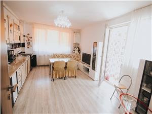 Apartament de vanzare in Sibiu- Calea Cisnadiei- etaj 2/3