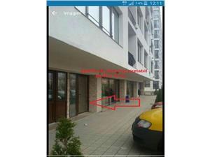 Spatiu pretabil pentru birou 14 mp Selimbar zona Kaufland