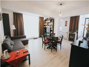 Wohnung zum Verkauf in Sibiu -3 Zimmer mit Terrasse und Balkon