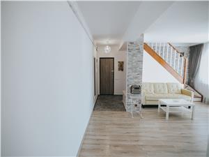 Apartament de vanzare 3 camere cu 2 bai si dressing - confort lux