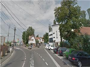 Spatiu birouri de inchiriat in Sibiu -parcare in curte -Sos.Alba Iulia