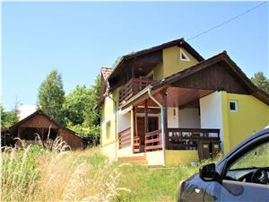 Casa de vanzare in Sibiu - Tocile - priveliste minunata