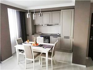Apartament de vanzare in Sibiu-3 camere-mobilat si utilat-Z. Gusterita