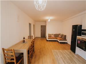 Apartament de vanzare in Sibiu -2 camere si balcon-mobilat si utilat-