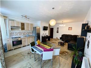 Wohnung zu vermieten in Sibiu - 3 Zimmer mit Balkon - City Residence