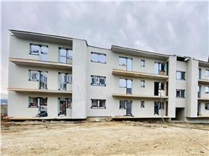 Apartament de vanzare in Sibiu - 2 camere decomandate - et.intermediar