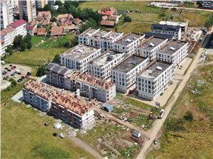Apartament de vanzare in Sibiu - 2 camere decomandate - D-na Stanca