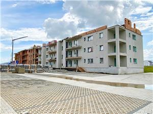 Wohnung zum Verkauf in Sibiu - freistehend - 2 Zimmer -Str.D-na Stanca
