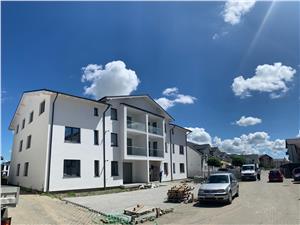 Apartament 3 camere de vanzare in Sibiu - Etaj 1 cu Balcon si parcare