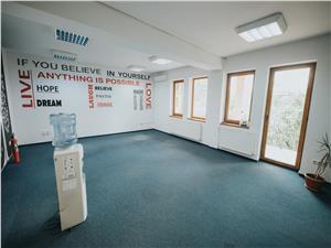 Spatiu birou / comercial de inchiriat in Sibiu - zona Centrala