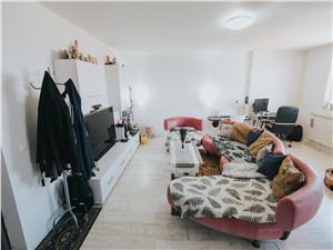Apartament de vanzare in Sibiu - 3 camere -mobilat si utilat - Lazaret