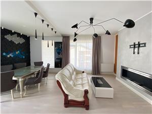 Luxus-Penthouse zu vermieten in Sibiu