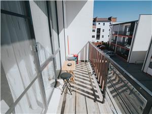 Apartament de inchiriat in Sibiu - 3 camere si 2 balcoane