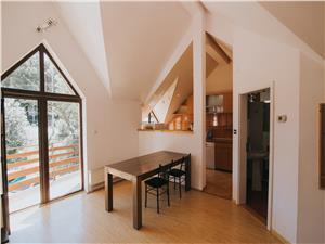 Apartament de inchiriat in Sibiu -la casa-3 camere,2 bai si 2 balcoane