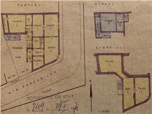 Casa de vanzare in Sibiu - Central - Posibilitate de Apartamentare