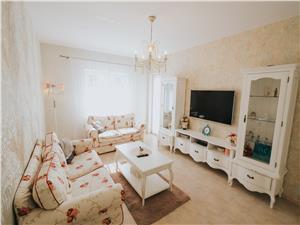 Apartament de vanzare in Sibiu -3 camere-mobilat si utilat- Z.Turnisor