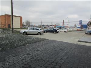 Spatiu comercial de inchiriat in Sibiu - Industrial Est - parter, etaj