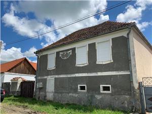 Casa de vanzare in Sibiu - Localitatea Marpod - Casa tip Saseasca