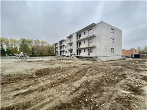 Garsoniera de vanzare in Sibiu - decomandata -imobil nou - P.Brana