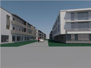 Apartament de vanzare in Sibiu - balcon si magazie - zona P.Brana