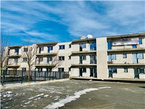 Apartament de vanzare in Sibiu - decomandat - gradina - P.Brana