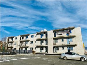 Apartament de vanzare in Sibiu - zona P.Brana - balcon si magazie