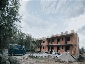 2 Zimmerwohnung zum Verkauf in Sibiu - freistehend -2 Balkone