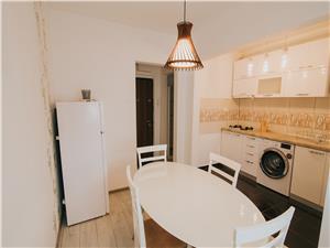 Apartament de inchiriat in Sibiu-2 camere-mobilat si utilat-Zona buna