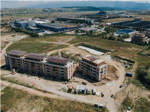 Garsoniera de vanzare in Sibiu - decomandata - zona Henri Coanda