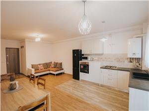Apartament de inchiriat in Sibiu-2 camere si balcon-mobilat si utilat