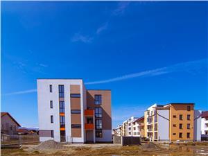 Apartament 2 camere de vanzare Sibiu -Selimbar- zona Dracula