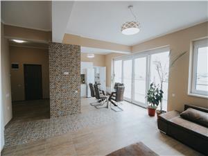 Penthouse-Wohnung zu vermieten in Sibiu - Lazaret Bereich