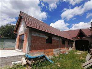 Casa de vanzare in Sibiu - individuala - 1100 mp - Gusterita