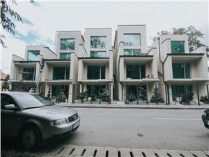 Cladire de birouri de vanzare in Sibiu - ultramoderna, exclusivista