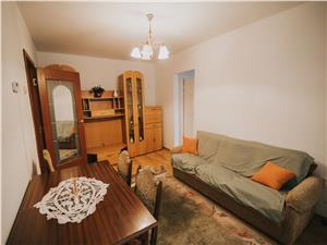 Apartament de vanzare in Sibiu- 2 camere cu balcon-Zona Hipodrom II